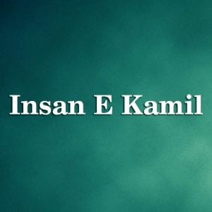 Insan-e-Kamil