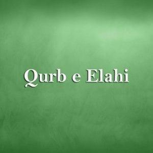Qurb-e-Elahi