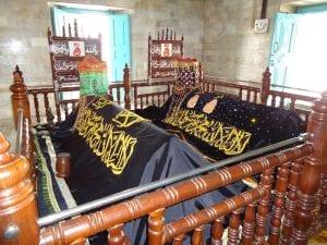 Bahadur Ali Shah Mazar