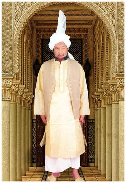 Sultan Mohammad Asghar Ali, sultan ul faqr 6th