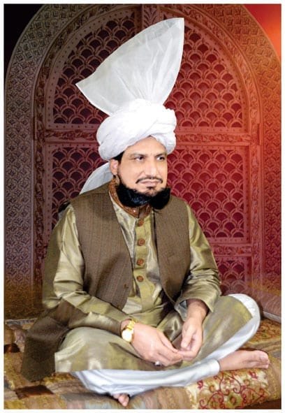 Hazrat Sultan Bahoo, sarwari qadri saint