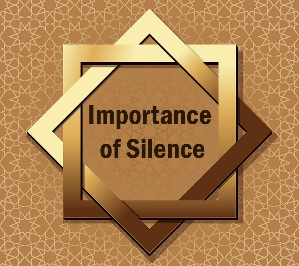 importance-silence