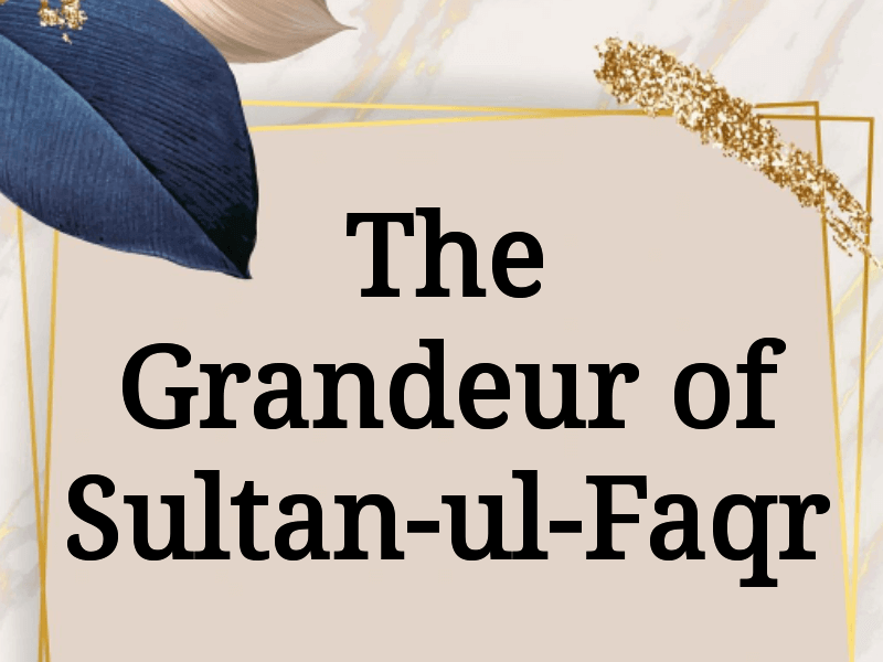 TDF Posts Archives - Sultan Bahoo | Sultan ul Faqr official