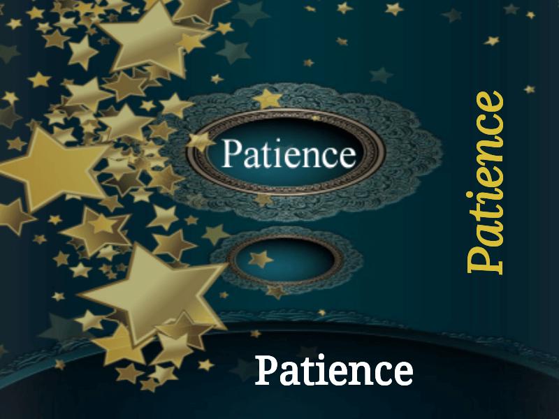 Patience-Faqr