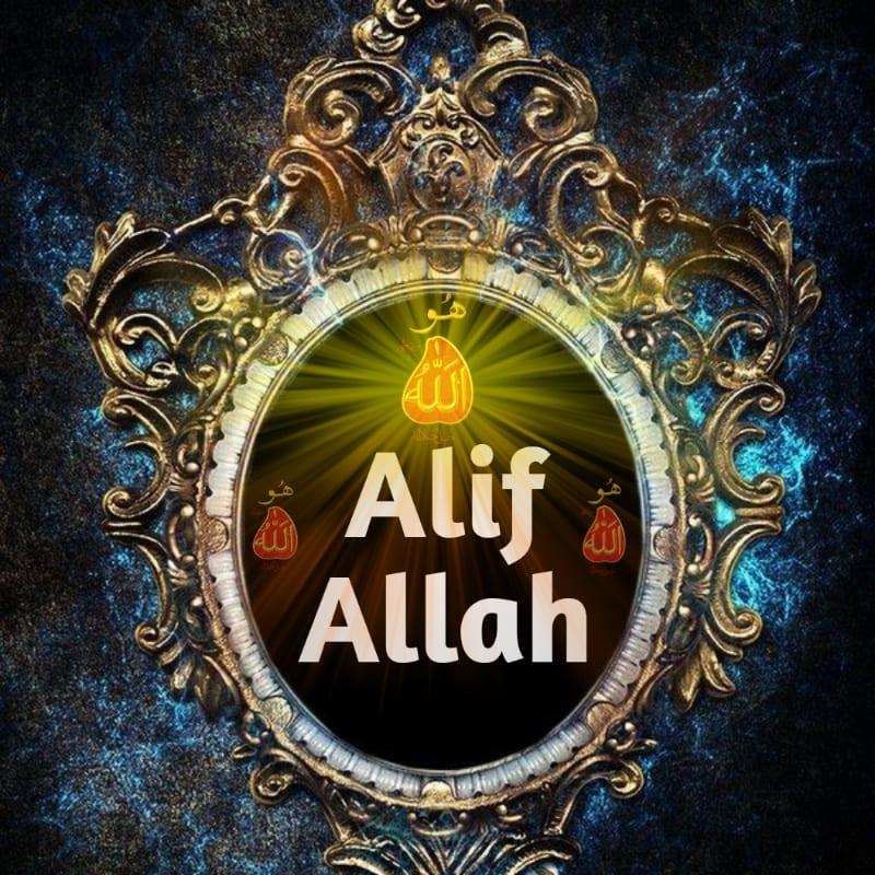Alif Allah, Faqr